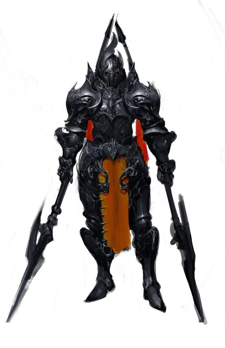ArtStation - Armor design, Jinho Lee