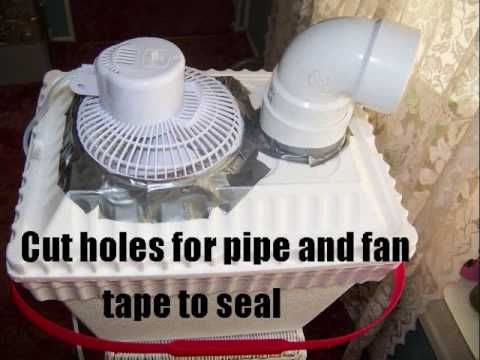 17 Best Ideas About Redneck Air Conditioner On Pinterest