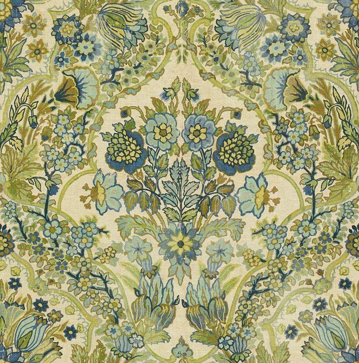 2449 best Damask Fabric Textiles images on Pinterest | Blinds ...