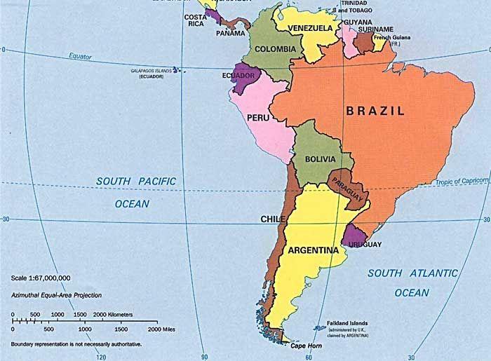 Mapa America Del Sur Google Search South Pacific Trinidad And Tobago Venezuela