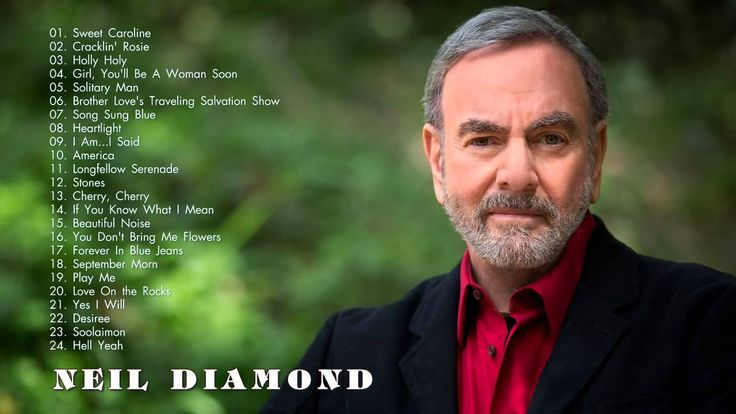 Grooving it with the wife: Neil Diamond's Greatest Hits   #music #fullAlbum