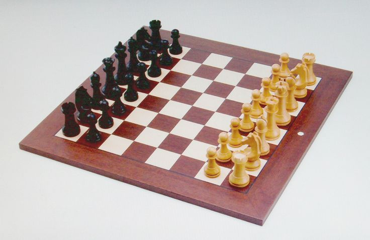 Chess Set used in WCC 2014,  Anand vs Carlsen.