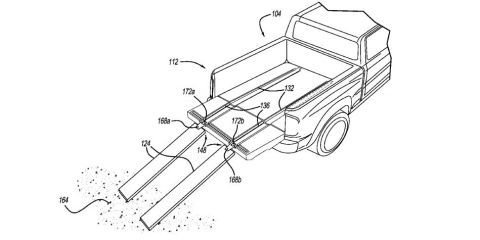 Ram Patents Folding Pickup Truck Ramps