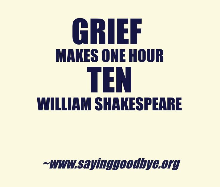 Shakespeare Quotes Grief: 1000+ Images About Grief On Pinterest