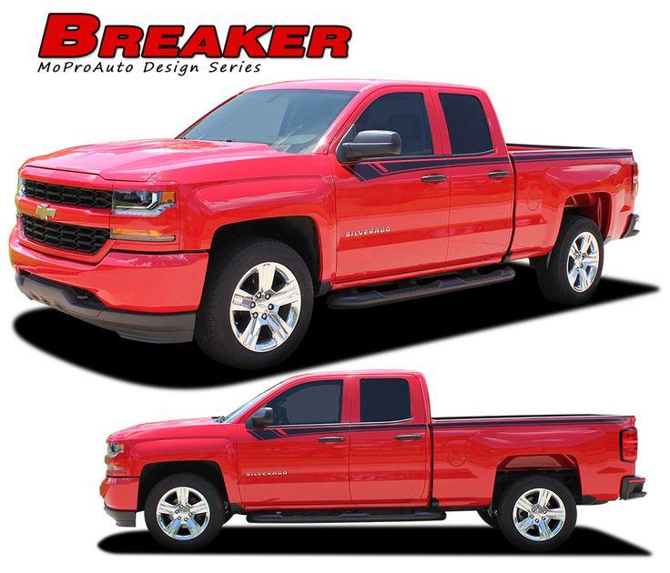 Best Chevy Silverado And GMC Seirra Truck - Chevy decals for trucks