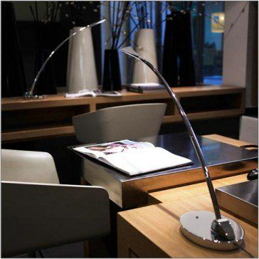 Hugh's desk lamp