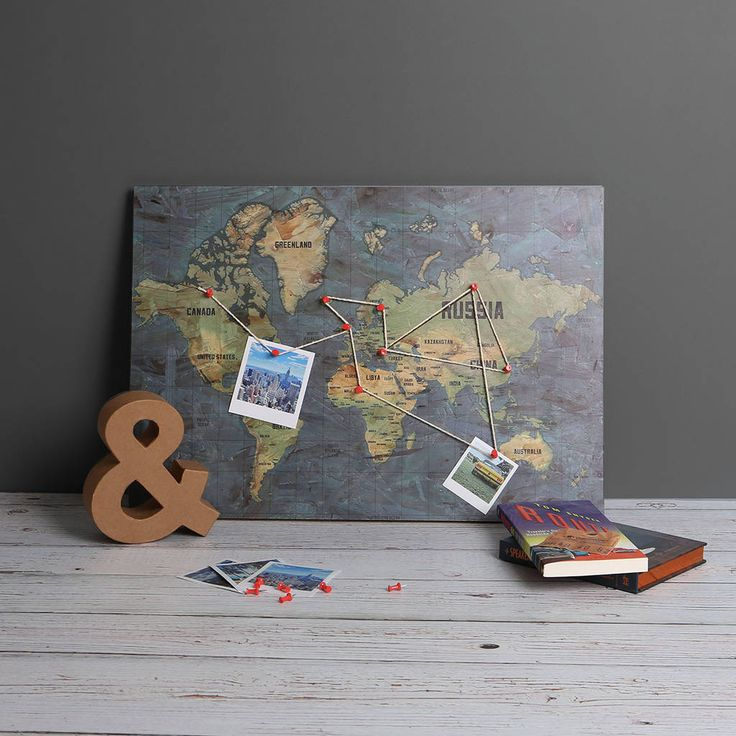 Are you interested in our World Map Print? With our Wood Sign you need look no further.