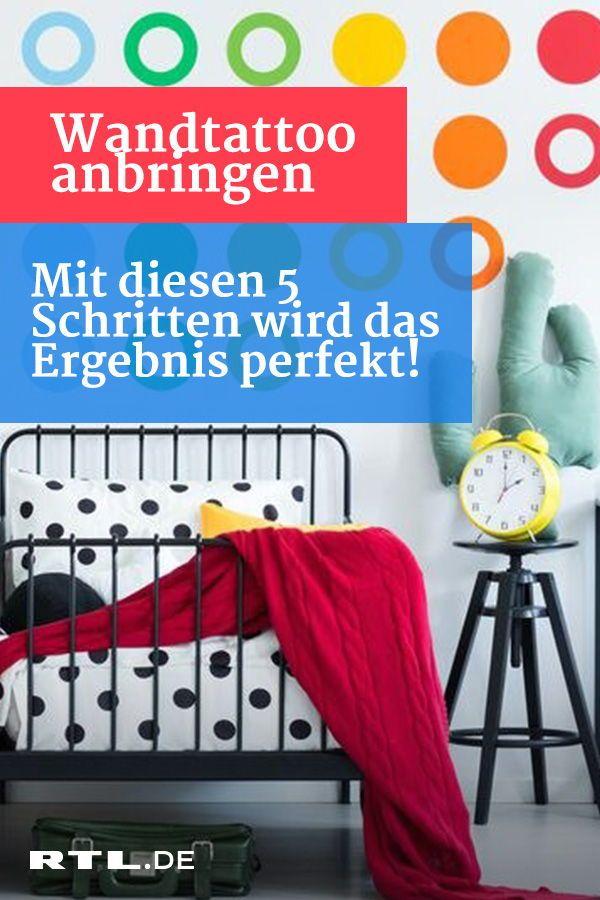 Rtl De Nachrichten Die Bewegen Wandtattoo Anleitungen Wandtattoos