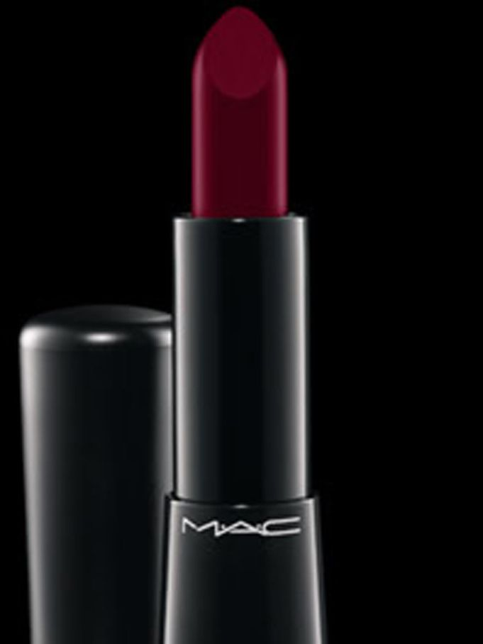 Le rouge à lèvres bordeaux, M.A.C