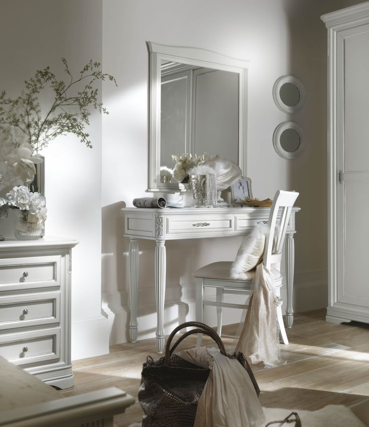 Console table and Mirror from Marco Polo Collection