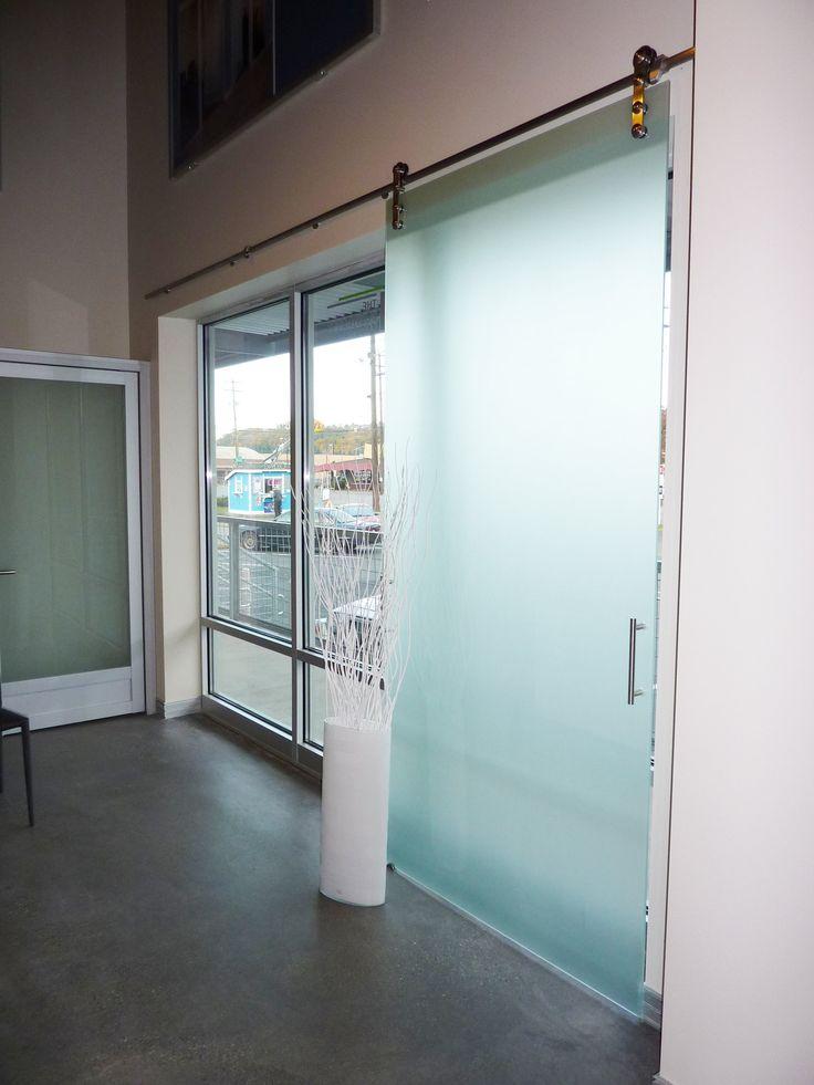Best 25 Glass Barn Doors Ideas On Pinterest Interior