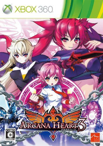 Arcana Heart 3 Japan Import -- Read more  at the image link. Note:It is Affiliate Link to Amazon.