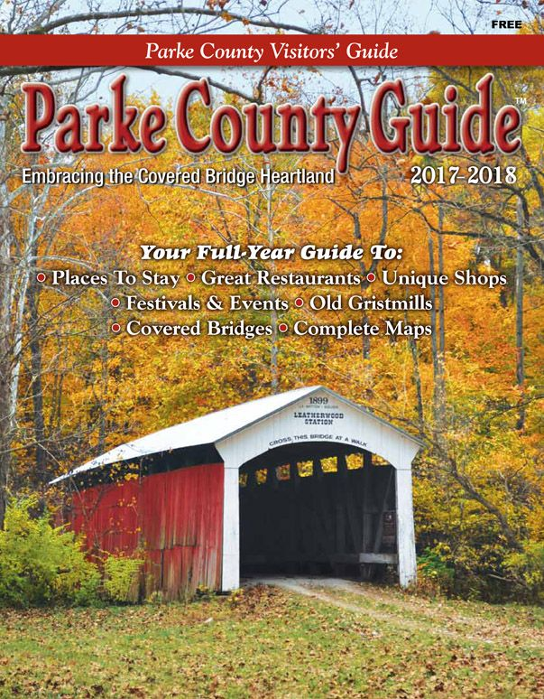 Get Your Copy Of The 2017 2018 Parke County Guide As A Pdf Download