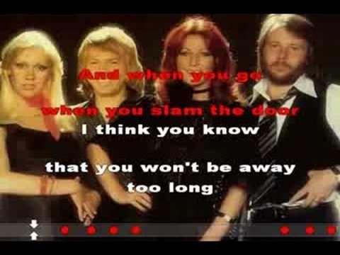 Mamma Mia -Abba-Karaoke-(no vocals)