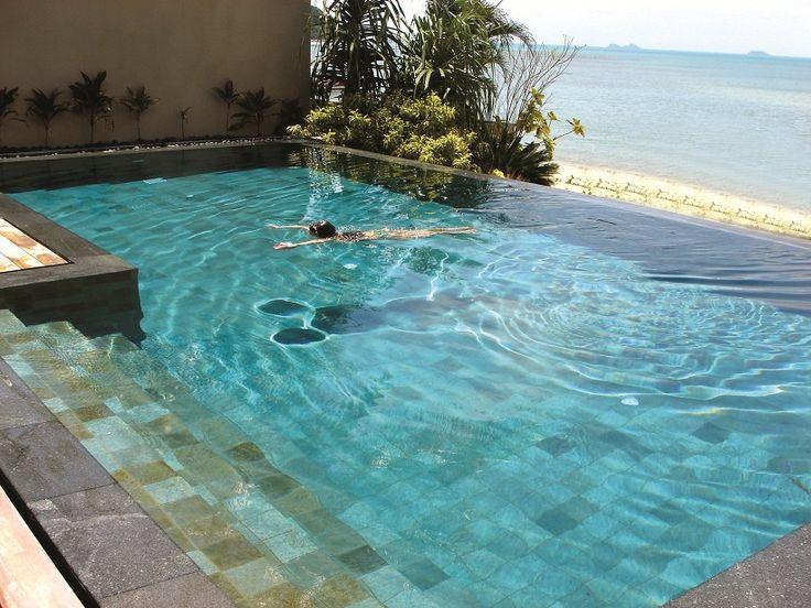 46 best sukabumi pool tiles images on pinterest pools - La maison ah au bresil par le studio guilherme torres ...