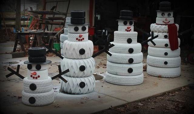 NapadyNavody.sk | 19 nápadov na recykláciu starých ojazdených pneumatík