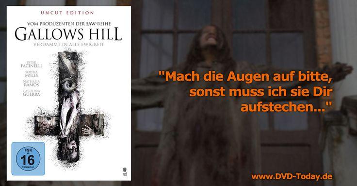 Gallows Hill #dvd #bluray #streaming