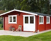 Wolff Gartenhaus Nordkap 70-G/1 ISO