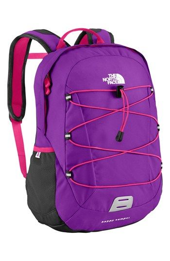 The North Face 'Happy Camper' Backpack (Girls)