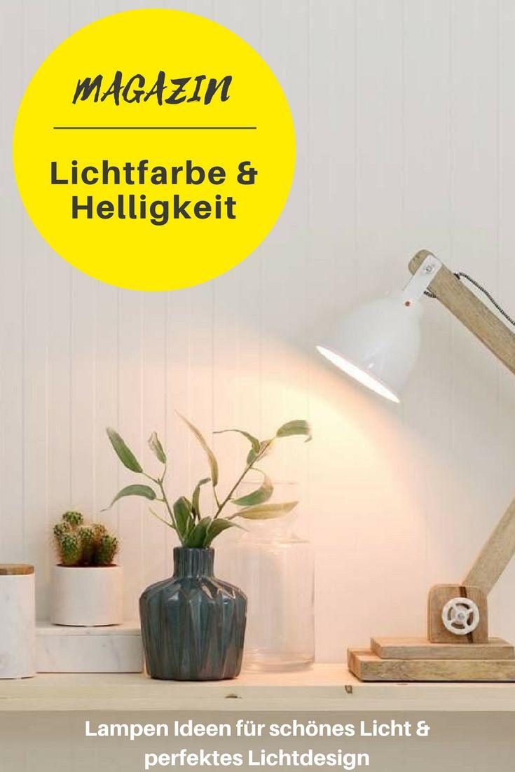 Lichtfarbe U0026 Helligkeit: Lampen Ideen Für Schönes Lichtdesign