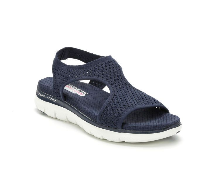 skechers sandals with memory foam