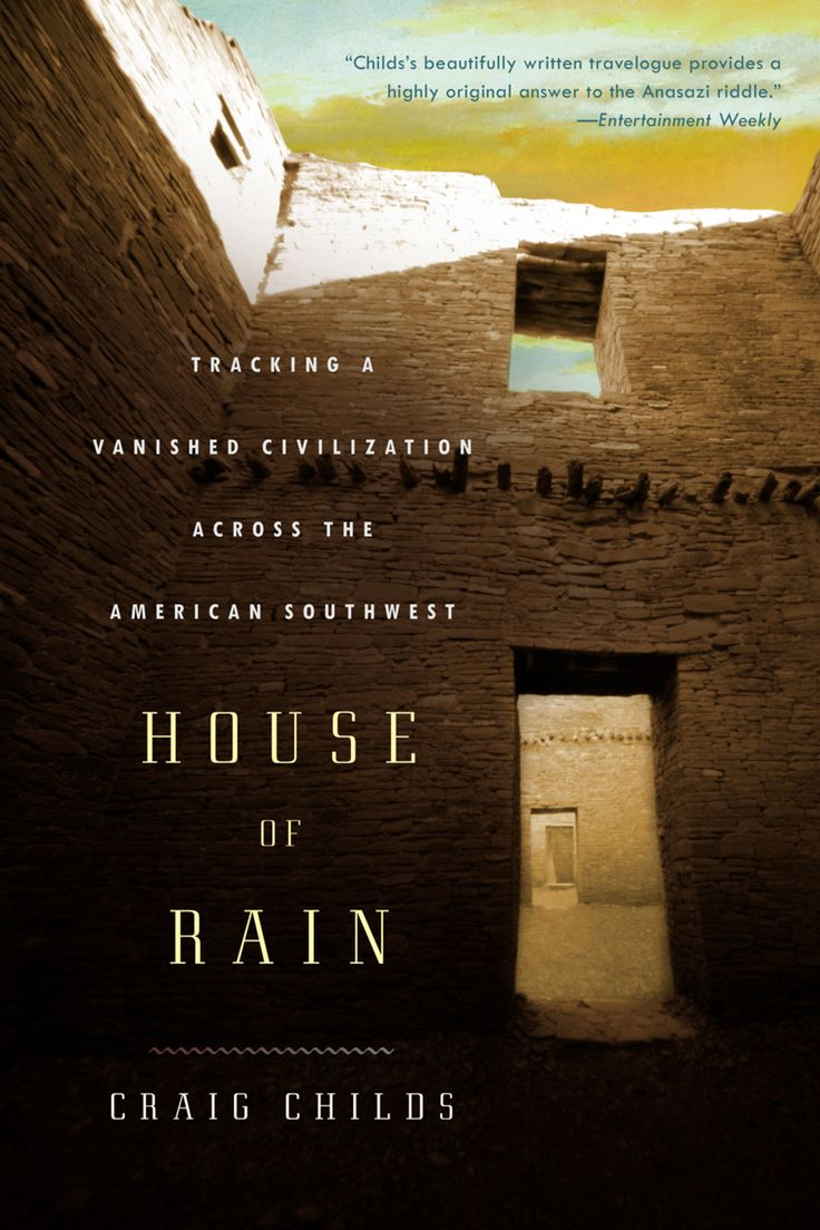 House of Rain (eBook) American southwest, Civilization