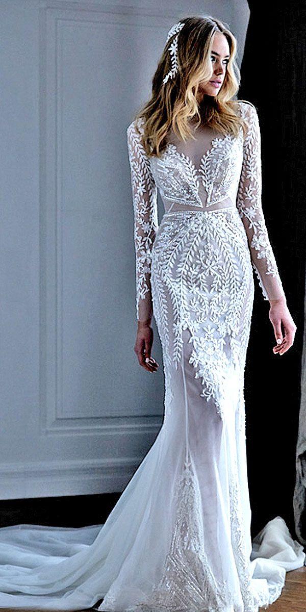 18 Best Of Greek Wedding Dresses For Glamorous Bride
