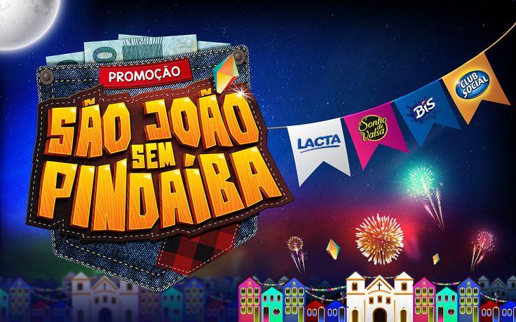 Promoção São João sem Pindaíba - Mondelez on Behance