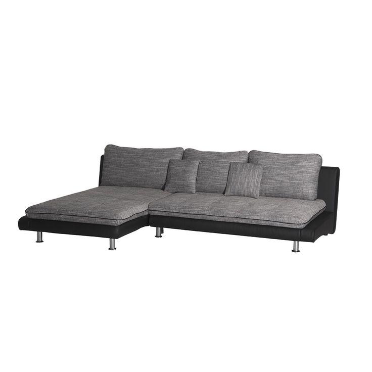 die besten 25 schlafsofa ecksofa ideen auf pinterest wohnzimmer sofa couch sessel und ecksofa. Black Bedroom Furniture Sets. Home Design Ideas