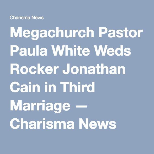 Megachurch Pastor Paula White Weds Rocker Jonathan Cain in Third Marriage — Charisma News