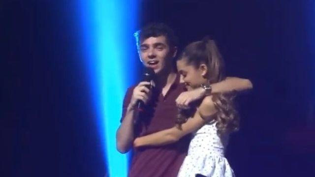 "Nathan Sykes & Ariana Grande ""Really Happy"" They're Not Dating 12 ..."