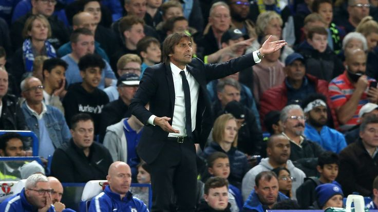 Furious Chelsea boss Antonio Conte hits out at reports of unrest at club #News #AnotnioConte #Chelsea #Football #PremierLeague