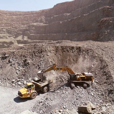 Letseng mine, Losotho.  Gem Diamonds, which owns a 70% stake in the mine and markets all of its production, began selling all of its ~100,000ct annual production by tender auction after restarting operations in 2006.