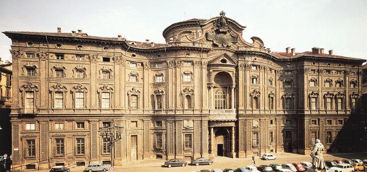 Guarino Guarini pałac Carignano