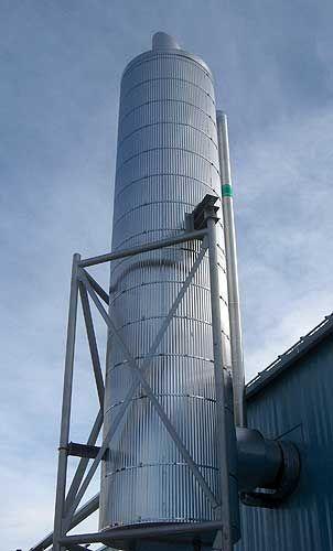 Gas Turbine Exhaust Muffler - dB Noise Reduction