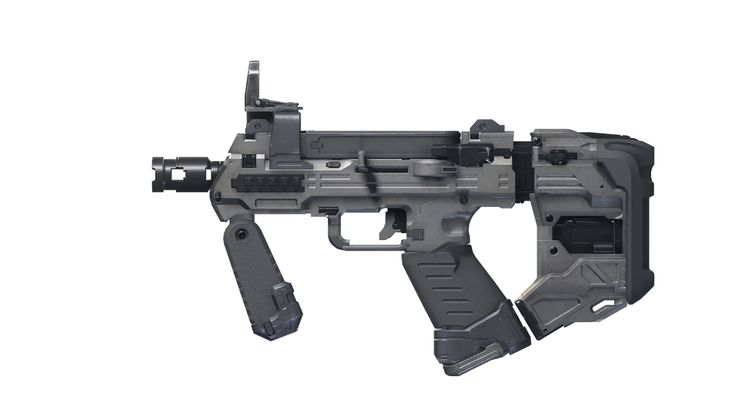 M7 SMG from Halo: Guardians