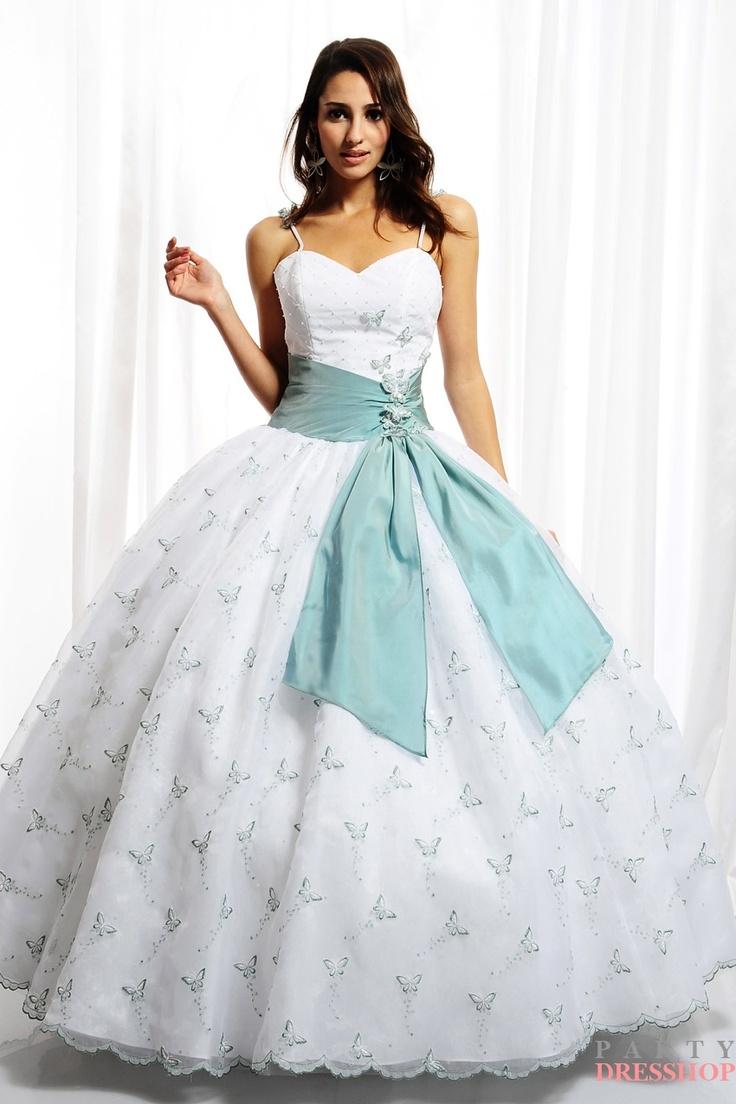 97 best blue prom dresses images on Pinterest | Cute dresses, Nice ...
