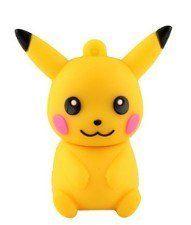 cle usb 32GO fun originale design new fantaisie insolite pokemon pikachu