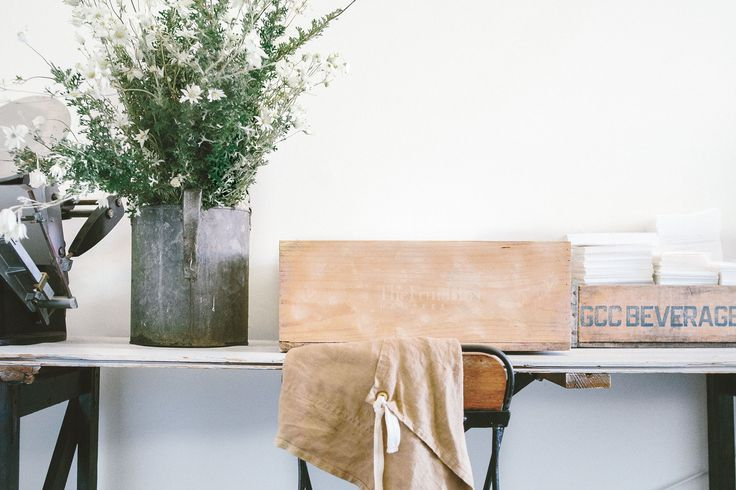 INSIDE JOB - Kinfolk - Advice for working from home