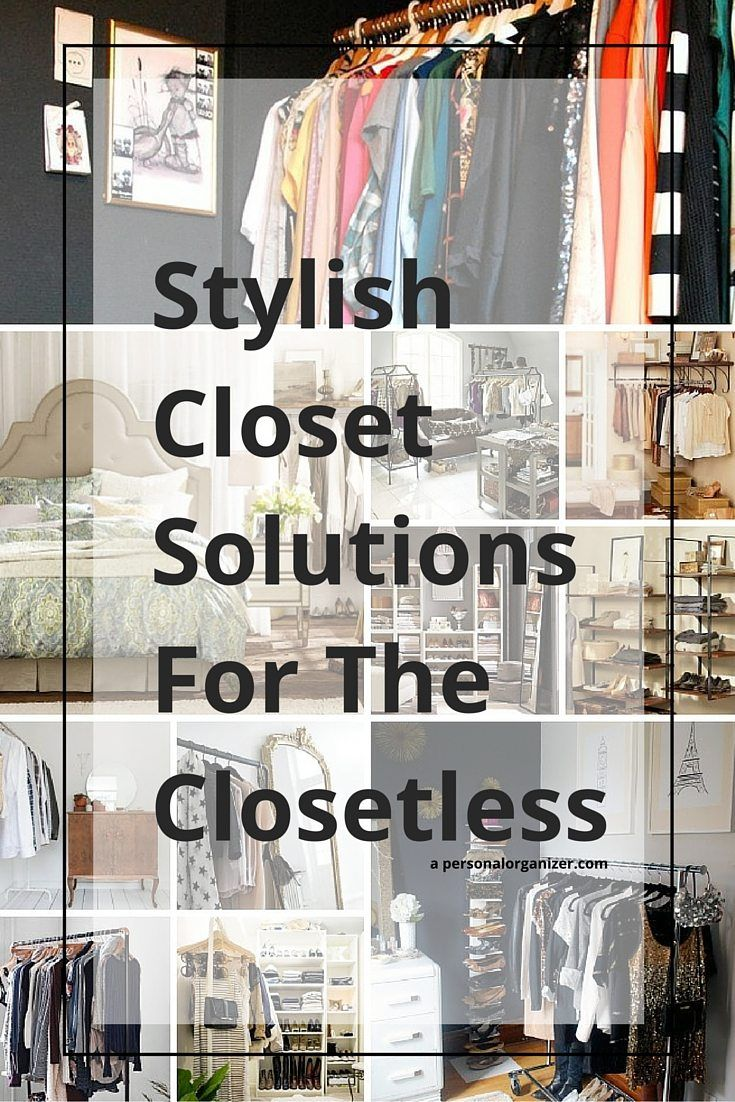 Best Organizing Small Spaces Images On Pinterest Organize