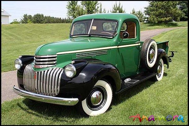 1946 chevy truck photos | See all the Images for this Car