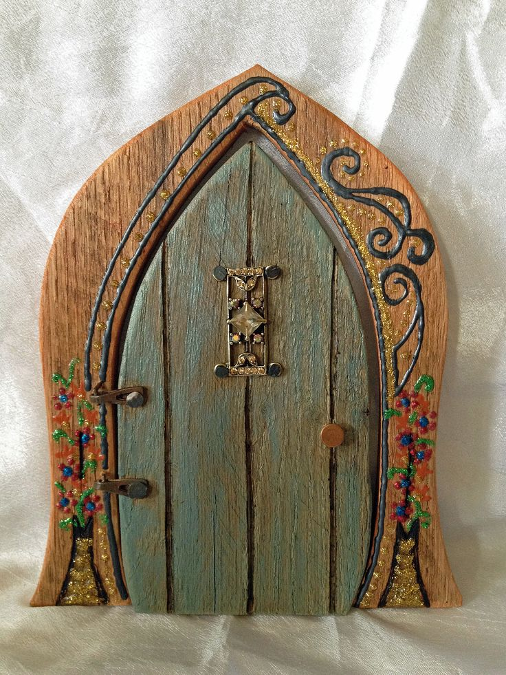 Fairy Door Ideas best 25 fairy door company ideas on pinterest Fairy Door Hand Painted Decorated Diy Httpswwwfacebookcom