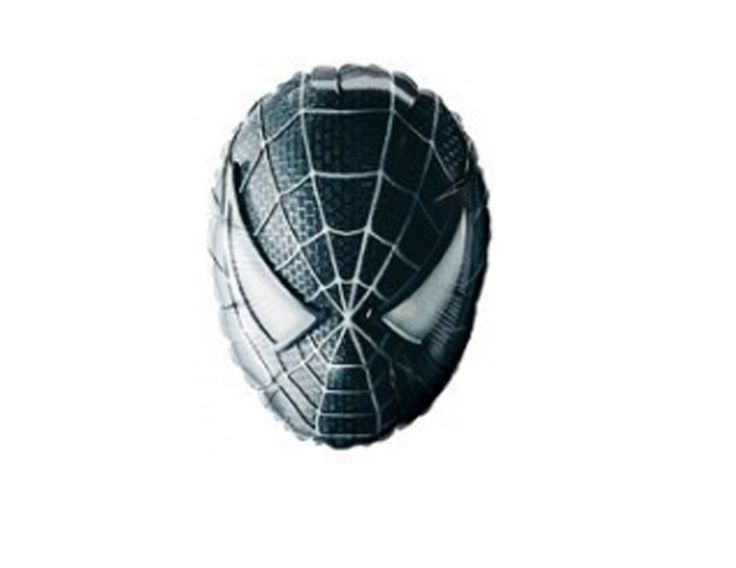 FAST SHIP Black Spiderman Mask Birthday Balloons, Spiderman Party Balloons, Spiderman Mylar Foil Balloon, Super Heroes Party Supplies by PartysuppliesDesign on Etsy https://www.etsy.com/listing/464536636/fast-ship-black-spiderman-mask-birthday