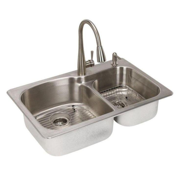 Stainless Kitchen Sinks