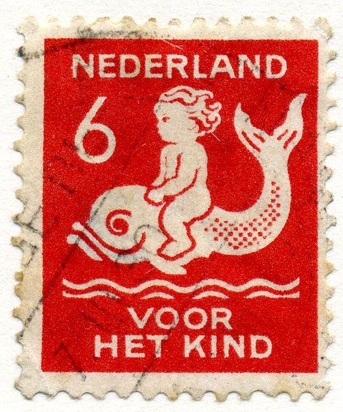 Bestand:Postzegel 1929 voor het kind 6 cent.jpg