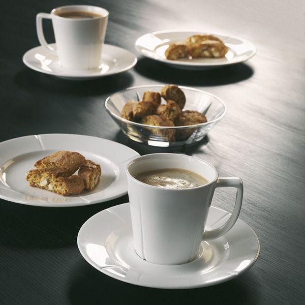 Rosendahl (Denmark) | Grand Cru - coffee cup and saucer | design by Panik Design