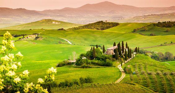 Toscana, Italien - Road Trip i Casentino-dalen: Från Florens till Camaldoli