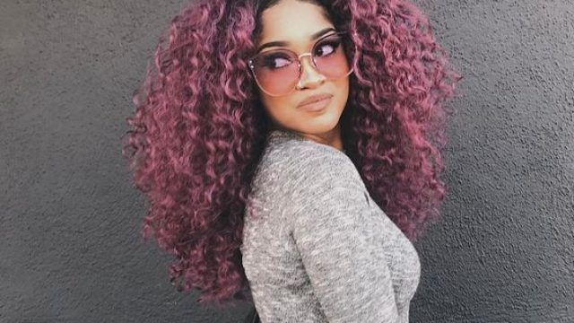 Hair Colour For Women With Brown Skin Features Hair Styles Hair Color For Brown Skin Short Blonde Hair