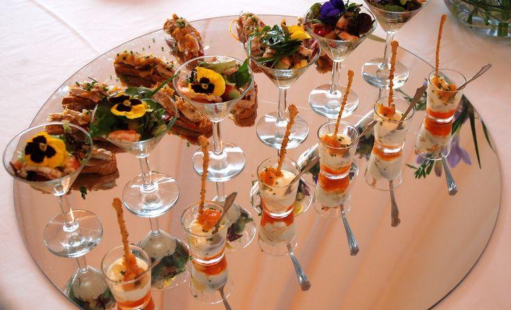 Tu #catering en #Cantabria. Catering El jardín, del #balneario de Puente Viesgo
