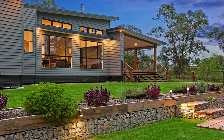 Why Scyon Linea weatherboards are the builder's choice for Queenslander homes. | Case Studies | Scyon Wall Cladding And Floors